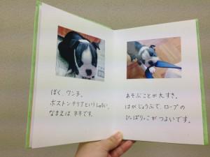 まりちゃん絵本2