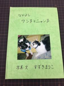 まりちゃん絵本1