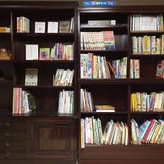 てらこや文庫書棚