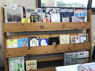 まちライブラリー@大阪石材南大阪店1